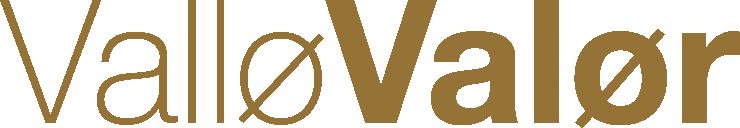 Logo Vallø Valør