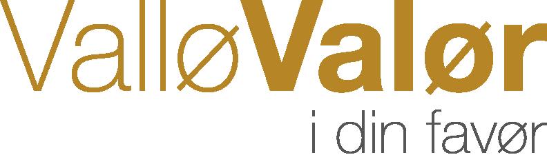 ValløValør Logo kobber